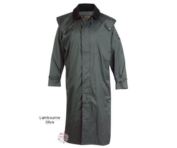 Jack Murphy Lambourne II Mens Bush Coat